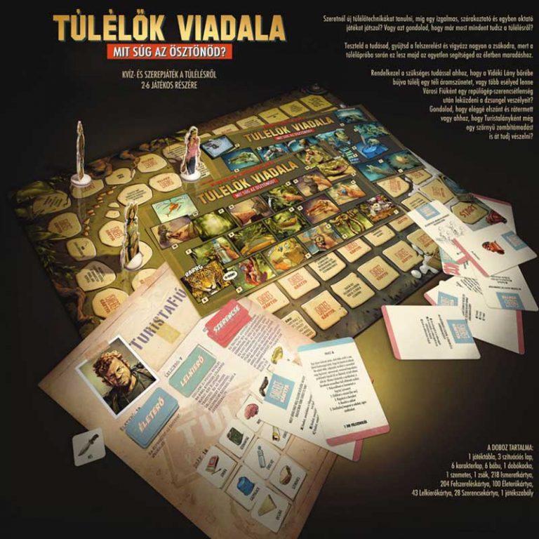 Túlélők Viadala - Mit súg az ösztönöd?