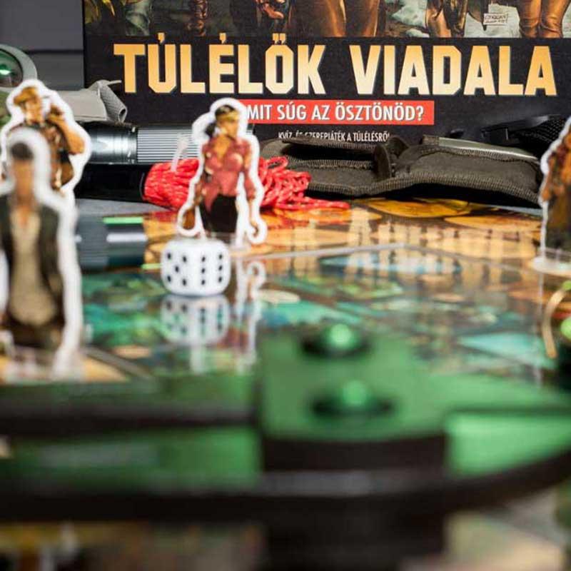 Játék közben - Túlélők Viadala
