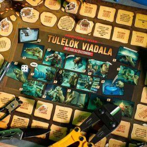 Túlélők Viadala társasjáték